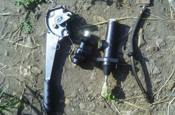 Части ручника ВАЗ