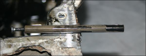 Замена сайлентблоков передних рычагов ВАЗ 2107