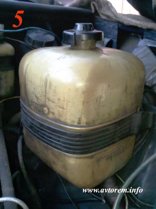 Порядок замены охлаждающей жидкости ( тосола или антифриза ) в автомобилях ВАЗ-2101, ВАЗ-2102, ВАЗ-2103, ВАЗ-2104, ВАЗ-2105, ВАЗ-2106, ВАЗ-2107, Жигули, Классика