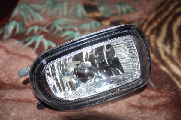 Лампочки в противотуманки ВАЗ 2114