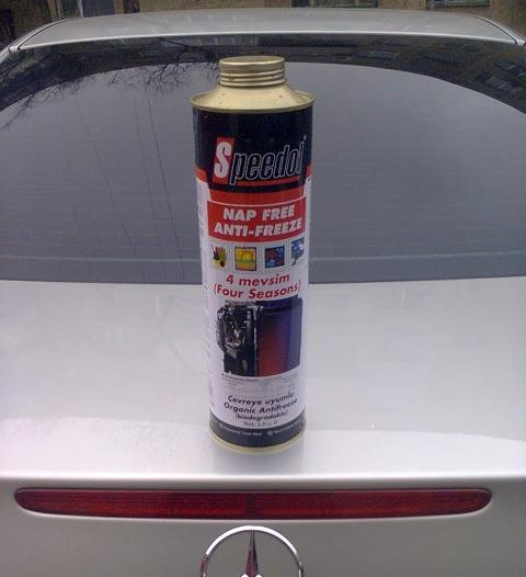 Замена охлаждающей жидкости ВАЗ 21124 16 клапанов