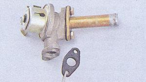 статья про замена крана отопителя автомобиль ваз 2107