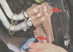 Отопитель (печка) Лада Ларгус и отдельные его составляющие узлы Вентилятор, регулировочные резисторы, радиатор, блок управления отопителем (печкой)