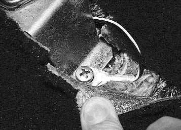 Операции выполняемые при ремонте рычага стояночного тормоза на автомобиле ВАЗ 2170 2171 2172 Лада Приора (Lada Priora)