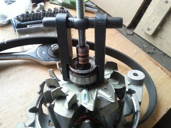 Ремонт генератора Bosch для Лады Гранта