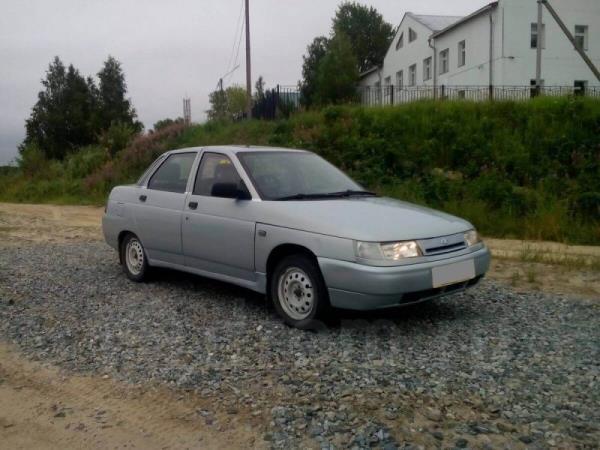 Авто Лада-2110