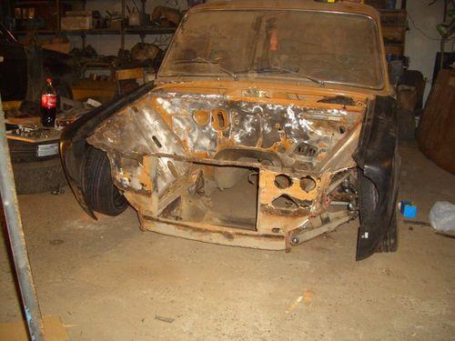 Реставрация кузова автомобиля видео