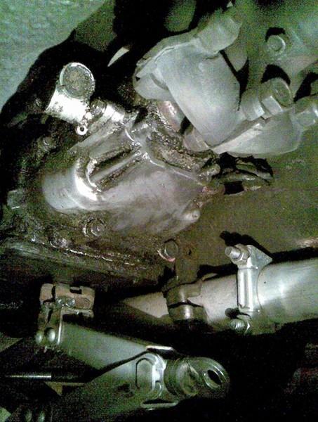 Ремонт подушки двигателя ВАЗ 2106