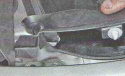 Крыло Лада Ларгус (снятие и установка)