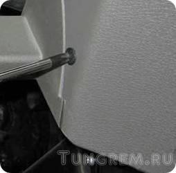 Замена блока управления электроусилителем руля Lada Kalina
