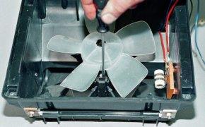 Вентилятор печки для ВАЗ 2121