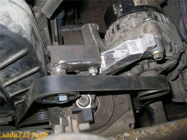 Генератор гидроусилитель руля ремонт Авто на 1Lilu