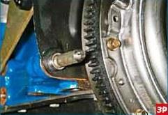 Направляющая шпилька для установки коробки Лада Гранта (ВАЗ 2190)