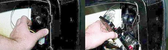Как снять задние фонари Нива 2121 2131