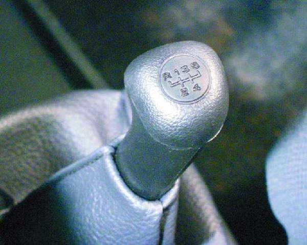 Рычаг механической коробки передач