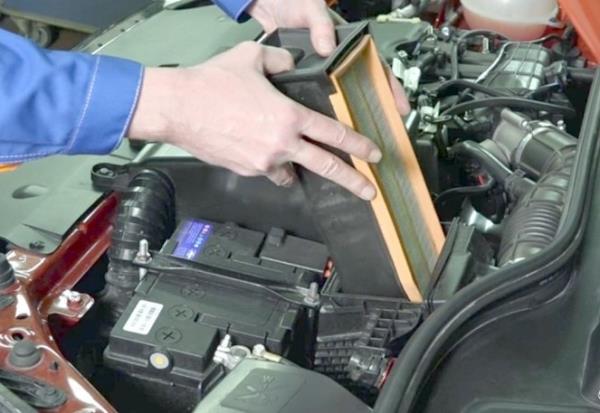 Салонный фильтр лады X-RAY