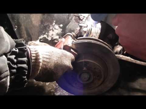 Как заменить тормозные диски и колодки на ваз 2110 - Nevapteki.ru