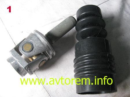 короткоходная кулиса КПП Калина для ВАЗ-2108, ВАЗ-2109, ВАЗ-21099, ВАЗ-2110