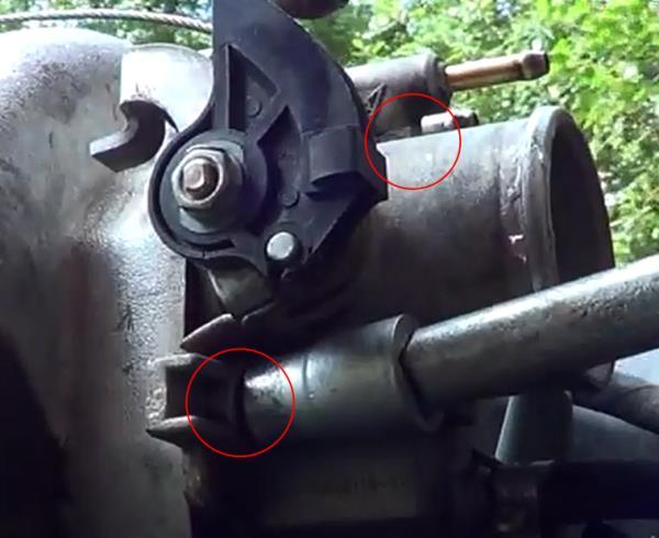 Две гайки. Промывка дроссельной заслонки ВАЗ 2107 - видео, инструкция
