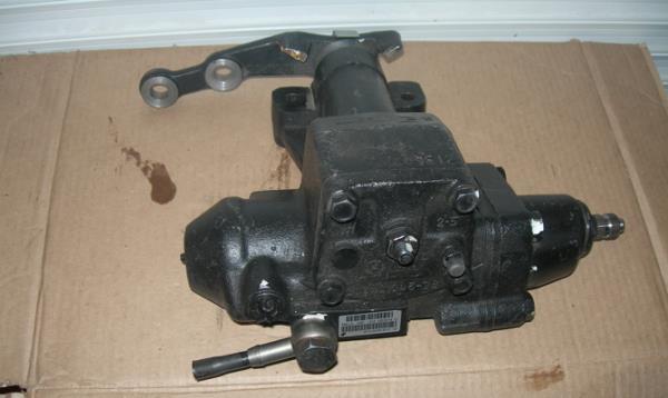 Гидроусилитель рулевого механизма ВАЗ 2107