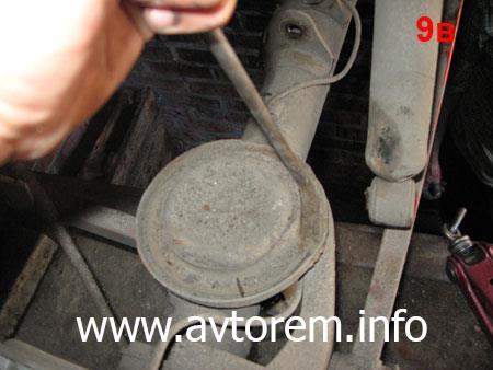 задние пружины ВАЗ-2101, ВАЗ-2104, ВАЗ-2105, ВАЗ-2106, ВАЗ-2107, Классика