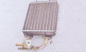 замена радиатора печки на ваз 2107-6