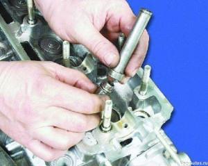 направляющие втулки: советы по ремонту