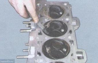 Замена прокладки гбц ВАЗ 21099