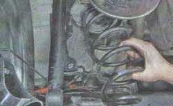 Пружины Лада Ларгус (задние) Снятие и установка.