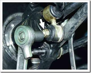 ремонт рычага передней подвески на десятке