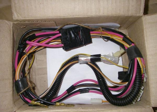 Проводка для электроусилителя