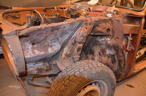 Строение кузова машины