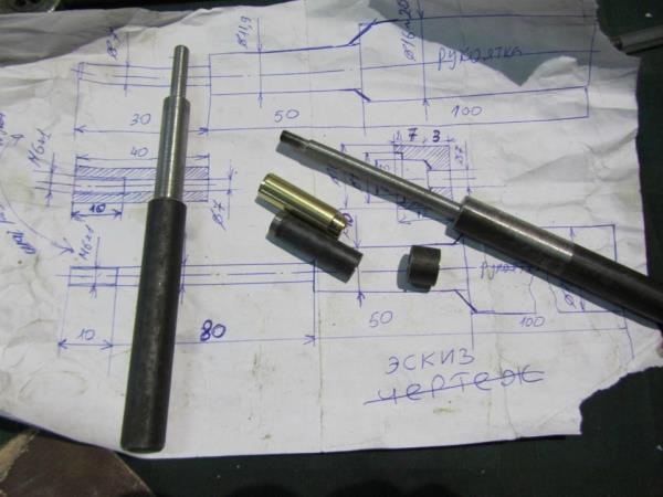 Замена направляющих втулок клапанов ВАЗ 2110 - фото, описание на VAZ-2110.net