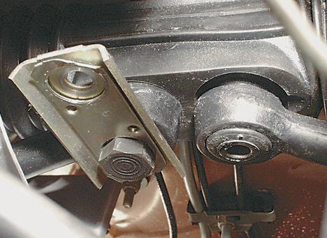 проверка рулевого управления ваз 2108, 2109 и 21099