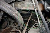 протекание тосола радиатора печки ВАЗ 2110
