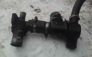 Фото неисправного термостата ВАЗ 2110, drive2.ru