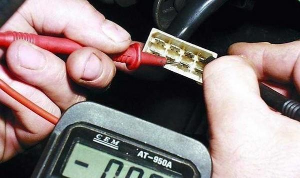 Проверка исправности и схема замка зажигания ВАЗ 2110, 2111, 2112
