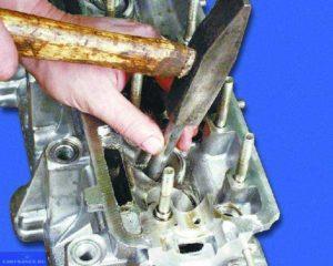 Замена направляющих втулок клапанов ВАЗ-2109