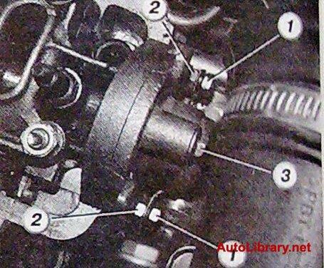 Ilse: обратный клапан топливной системы ваз 2108-09