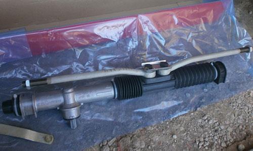 Самостоятельная замена рулевой рейки ВАЗ 2115 — пошаговая инструкция