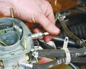 Фото снятия электромагнитного клапана, exstrim-bog.ru