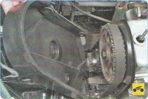 Замена прокладки головки блока цилиндров Лада Гранта