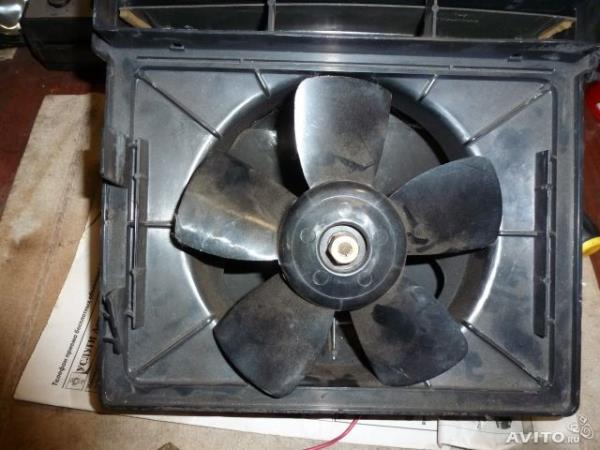 Пищит вентилятор печки ваз 2105