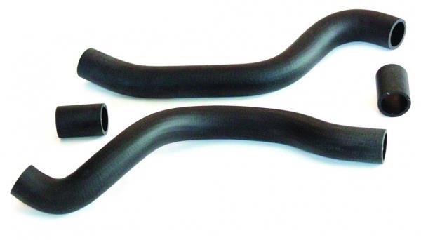 Резиновые трубки для СО