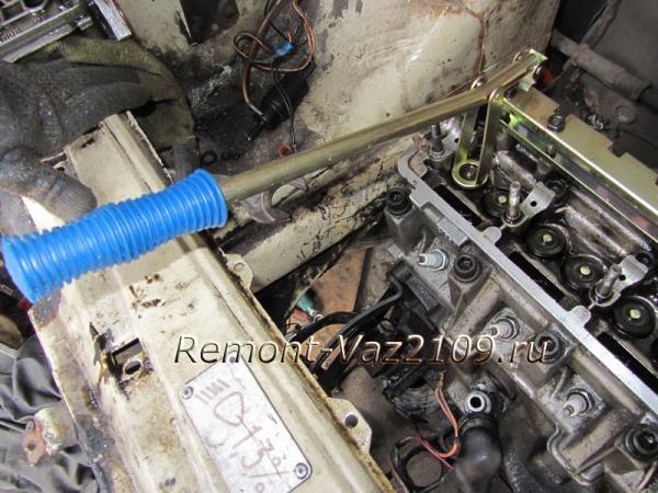 рассузхариватель клапанов на ВАЗ 2109-2108