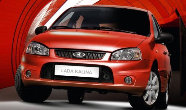 LADA Kalina 2 «люкс» с АКПП из Подольска. Отзыв владельца
