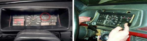 Проверка указателя температуры жидкости на автомобиле ваз 2109