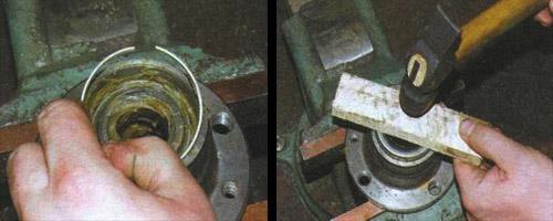 подшипник ступицы переднего колеса ваз 2106