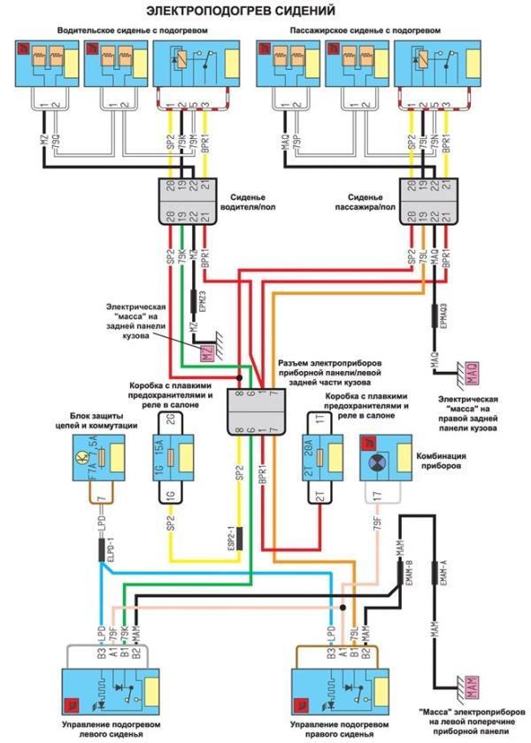 Замена стеклоподъемника ВАЗ 21123