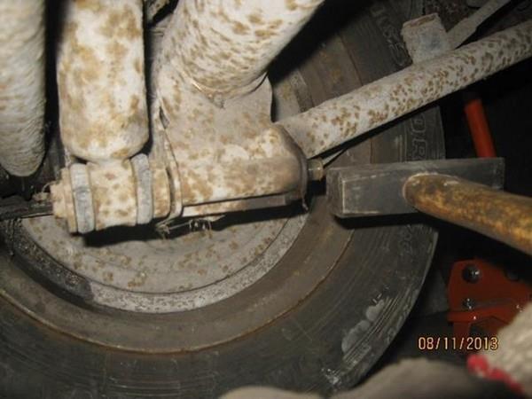 Замена задних амортизаторов на ВАЗ 2101-2107